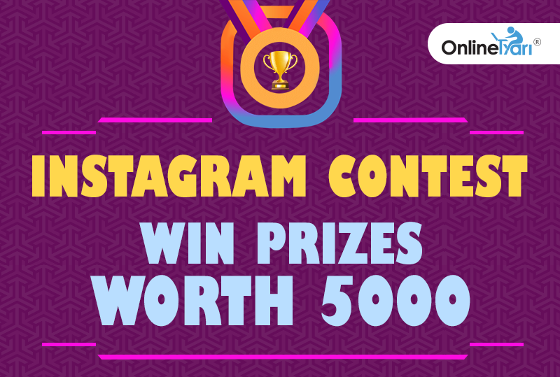 Instagram contest win prizes
