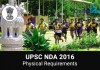 UPSC-NDA-Physical-Requirements