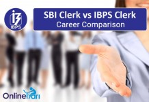 SBI Clerk vs IBPS Clerk Job Description Salary Career Comparison