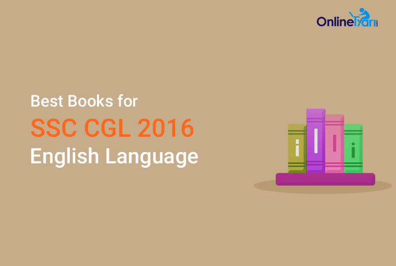 Best Books for SSC CGL English Language Tier 1 Tier 2