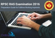 How to Prepare for RPSC RAS Exam while Working Fulltime