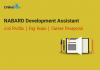 NABARD Development Assistant Job Profile, Career Prospects
