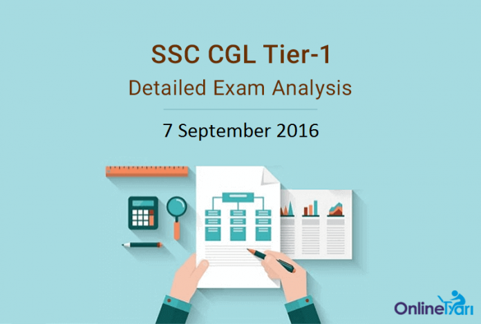 SSC-CGL-Tier-1-Exam-Analysis-7-September-2016