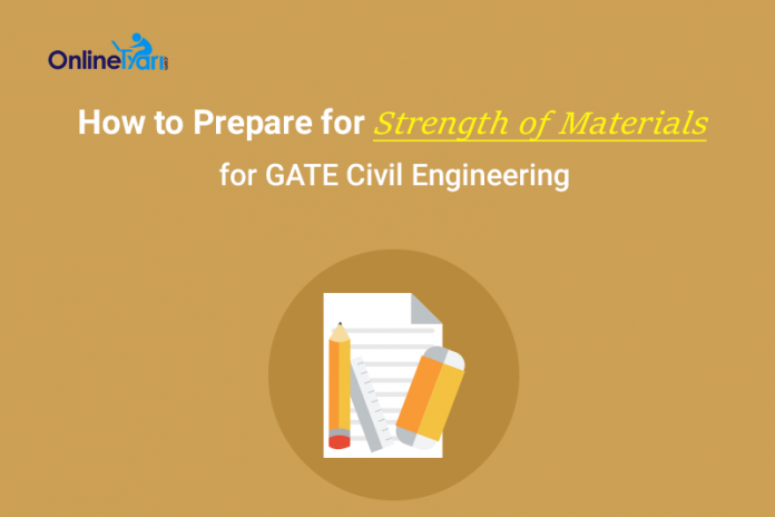 How to Prepare for Strength of Materials for GATE Civil Engineering
