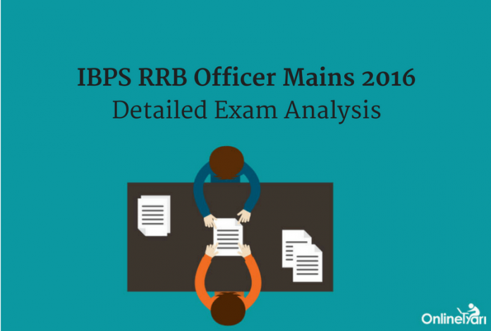 IBPS RRB Officer Mains Exam Analysis