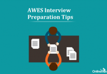 AWES Interview Questions, Preparation & Tips to Crack
