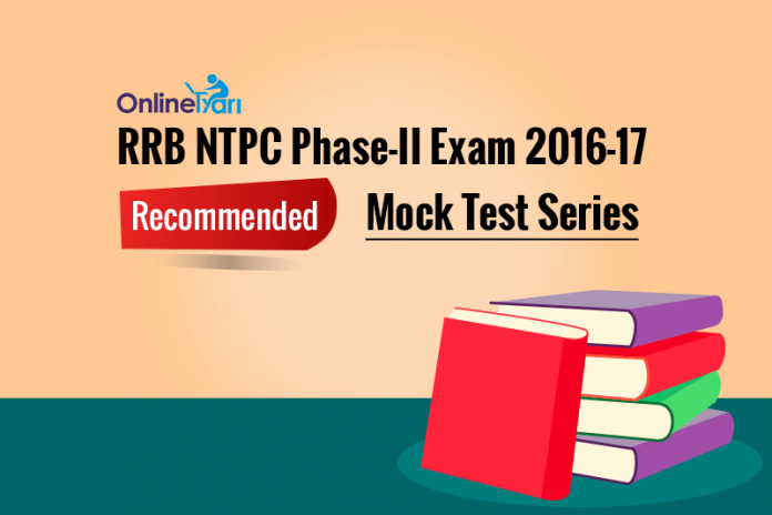 Try RRB NTPC Mock Test: Recommended RRB Mains Practice Papers