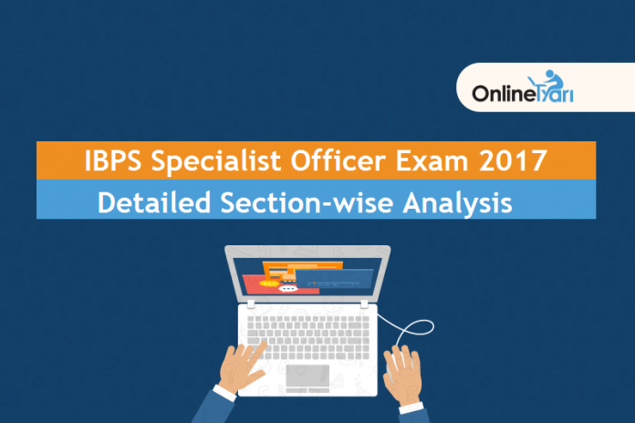 IBPS SO Exam Analysis, Paper Review