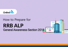 How to Prepare for RRB ALP GK (General Awareness) Section 2018