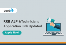 RRB ALP & Technicians Application Link Updated: Apply now