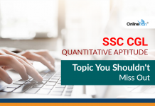SSC CGL Quantitative Aptitude: Topic You Shouldn't Miss Out