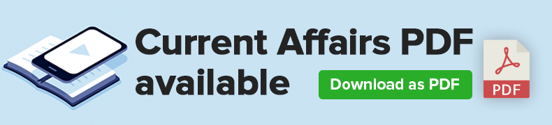 Latest Current Affairs 2019 - Quiz, MCQs Questions and Answers